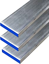 Online Metal Supply 6061 Aluminum Rectangle Bar, 1/4