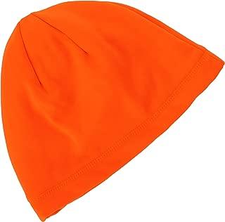 Tek Gear Blaze Orange Compression Hunting Beanie for Men