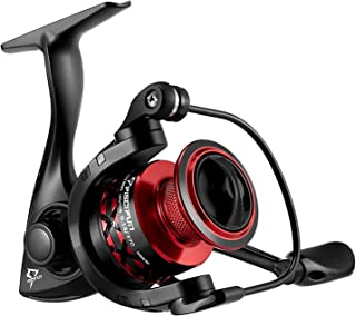 Piscifun Flame Spinning Reels Light Weight Ultra Smooth Powerful Spinning Fishing Reels 2000 3000 4000 5000