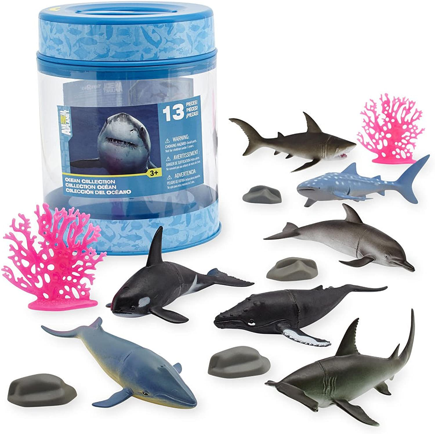 Animal Planet Ocean Collection by Toys R Us