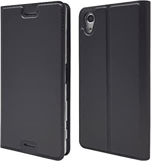 Cavor Sony Xperia X Performance Case, Classic PU Leather Wallet Case Slim Folio Book Cover with Credit Card Slots, Cash Po...