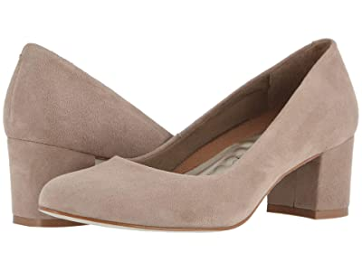 Walking Cradles Jessica (Light Taupe Suede) Women