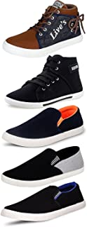 Ethics Men's Synthetic Casual Sneakers