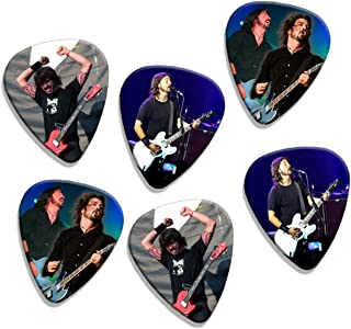 Foo Fighters Dave Grohl (WK) 6 X Live Performance Guitarra Picks
