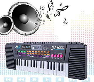 DAYONG 37 keys Electronic Music keyboard Electric Piano Organ With Microphone Early Educational For Kids Beginner Gift