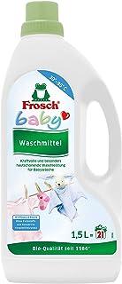 Frosch Sensitive Liquid Detergent For Baby's Clothes, 1.5 litre