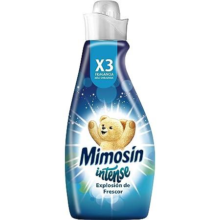 Mimosín Intense Suavizante Explosión de Frescor, 1.196 l