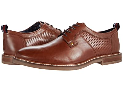 Ben Sherman Birk Oxford (Brown Leather) Men