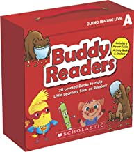 Buddy Readers (Parent Pack): Level A: 20 Leveled Books for Little Learners