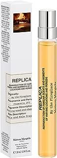 Maison Margiela Replica By The Fireplace Eau De Toilette Travel Spray Unisex 0.34 oz / 10 ml Brand New Item In Box
