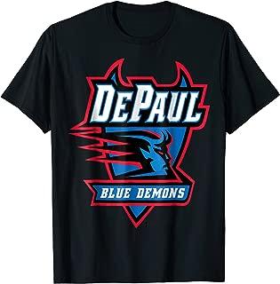Depaul University Blue Demons T Shirt