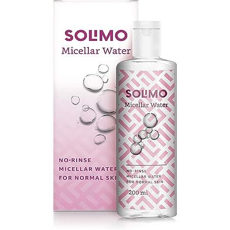 Amazon Brand - Solimo Micellar Water, 200ml
