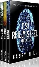 CSI Reilly Steel - Like Scarpetta? You'll LOVE Steel : Books 1 - 3 (CSI Reilly Steel Box Set)