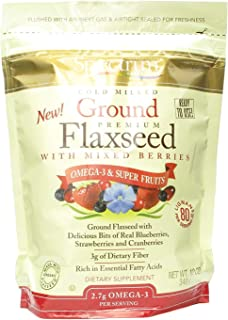 Spectrum Essential Flaxseed Grnd & Berry