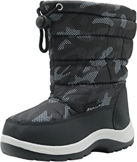 New Kids Boys Cold Weather Snow Boots (Toddler/Little Kid)