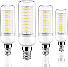 LED Corn Bulbs E14 12W, Equivalent to 100 W Incandescent Light Bulbs 1200LM Non Dimmable, E14 Small Edison Screw Candle La...