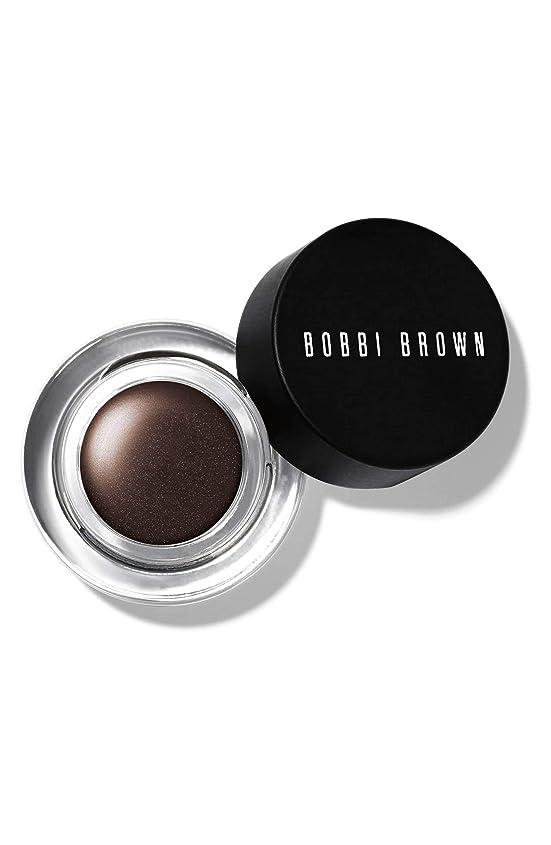 膨張する立ち向かう現れるボビイ ブラウン BOBBI BROWN ロングウェア ジェル アイライナー #01 ブラックインク
