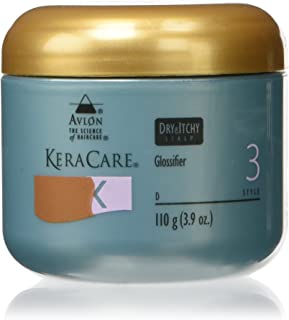 AVLON Keracare Dry and Itchy Scalp Glossifier, 4 Ounce