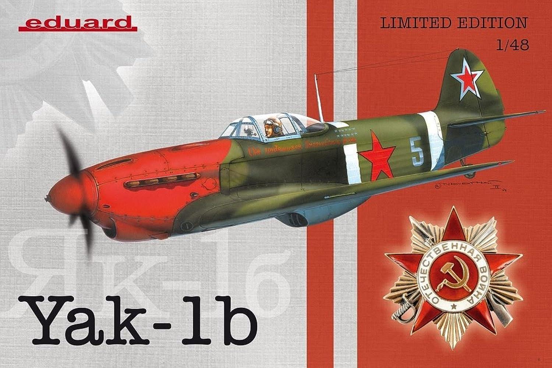 Unbekannt Eduard Plastic Kits 1194 - Modellbausatz Yak-1b Limited Edition