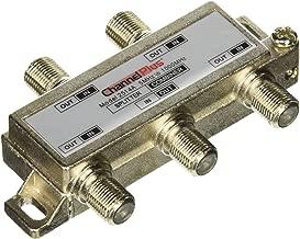Linear 2514 Channelplus Dc & IR Passing 4-Way Splitter/Combiner