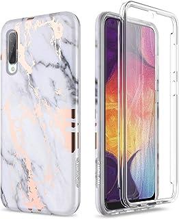 SURITCH Funda para Samsung Galaxy A50, Cáscara Suave 360IML
