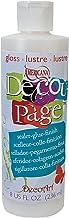 Deco Art Pegamento Americana Decou Page, 236 ml Brillante