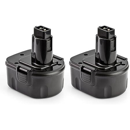 2000mAh Tool Battery For DE9074 DC9071 DE9037 DE9071 DE9075 DW9071 DW907