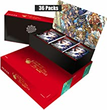 Force of Will CCG: LC 4 Echoes of The New World Booster Display