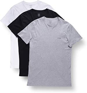 Diesel Men's T-shirt - UMTEE-JAKETHREEPACK, Pack of 3