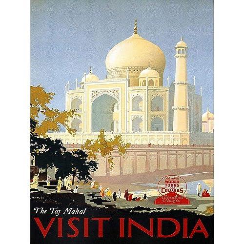 India Posters: Amazon com