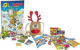 Haribo Advent Calendar 300g Advent Calendar with Retro Candy Stocking Filler