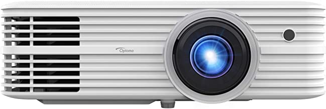 Optoma UHD52ALV True 4K UHD Smart Projector | Super Bright 3500 Lumens | HDR10 + HLG Support | Works with Alexa and Google...