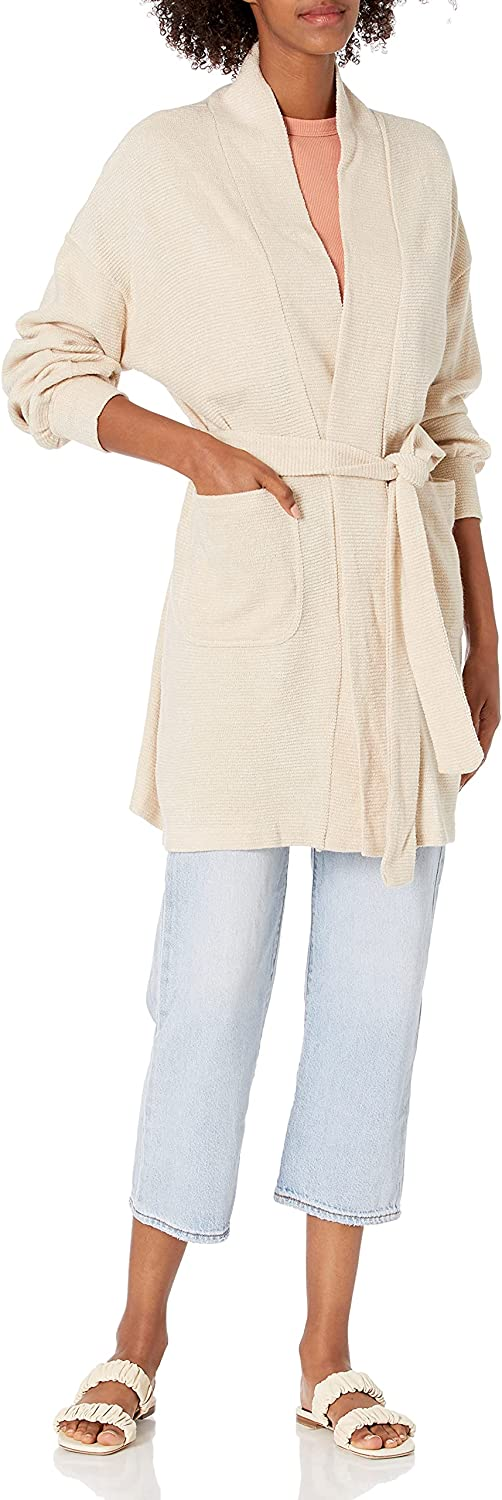 The Fifth Label Women's Basic Knit Longsleeve Casual Cardigan Sweater