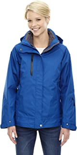North End Ladies Caprice 3-in-1 Soft Shell Jacket