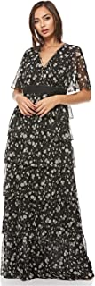 Juicy Couture Layered Dress For Women - Black, Size 6 US