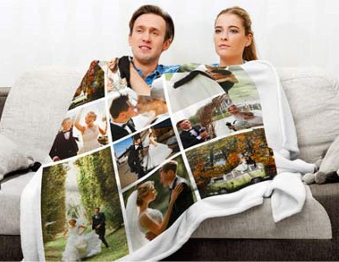 Family Photo Blanket- Custom Photo Blanket- Personalized Blanket- Minky Blanket- Custom Blanket- Personalized Throw- Plush Baby Blanket-Photo Gift