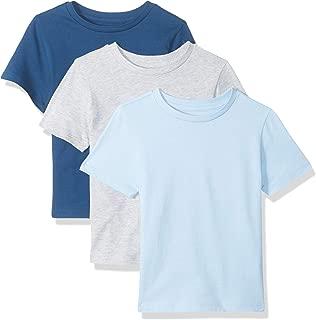Boys' 3-Pack Short Sleeve Tee