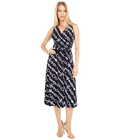 LAUREN Ralph Lauren Carana Sleeveless Day Dress Women