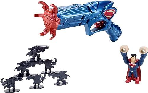 Mattel Superman Y5902 - QuickShots Megaschleuder