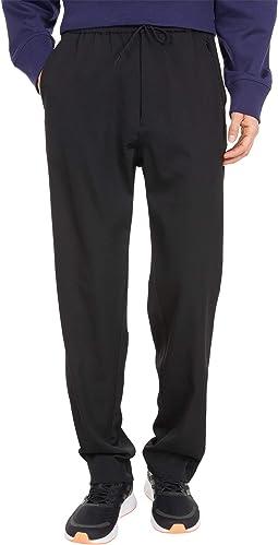 Y-3 Wool Sat. Straight Pants