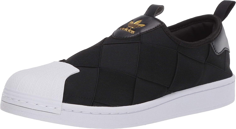 adidas Originals womens Superstar Slip-On Shoes
