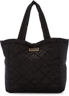Marc Jacobs Large Quilted Nylon Tote