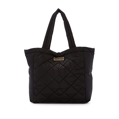 b9de0cd649 Marc Jacobs Large Quilted Nylon Tote