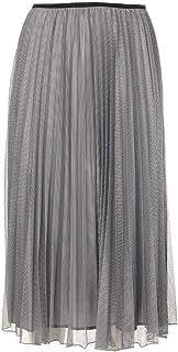 Moncler Luxury Fashion Donna 2D71100C0580910 Grigio Altri Materiali Gonna | Autunno-Inverno 20