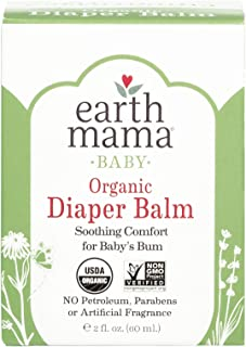 Earth Mama Angel Baby Bottom Balm, 2-Ounce