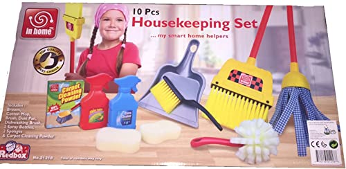 10 piece Housekeeping Set