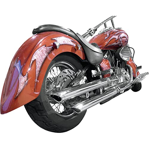 LA Choppers Slip-On Exhausts for Yamaha VStar 1100 99-09