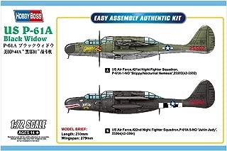 Hobby Boss 1/72 Aircraft Series P – sl-61 a Black Widow Plastic Model 87261 / HBS87261 1:72 Hobby Boss US P-61A Black Widow [MODEL BUILDING KIT]