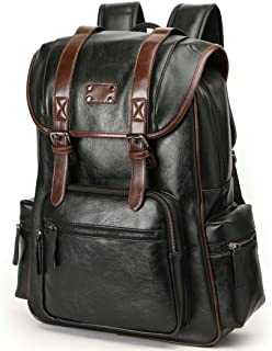 Best boys leather backpack Reviews