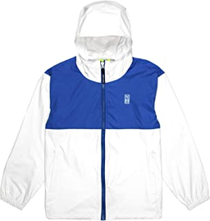 NORTH SAILS North Men's Windbreaker Jacket in Recycled Ripstop Nylon and Water Repellent Coating